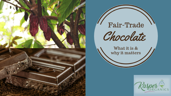 Fair-trade Chocolate- what it is & why it matters